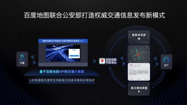 百度世界大会:百度地图布局AI新基建