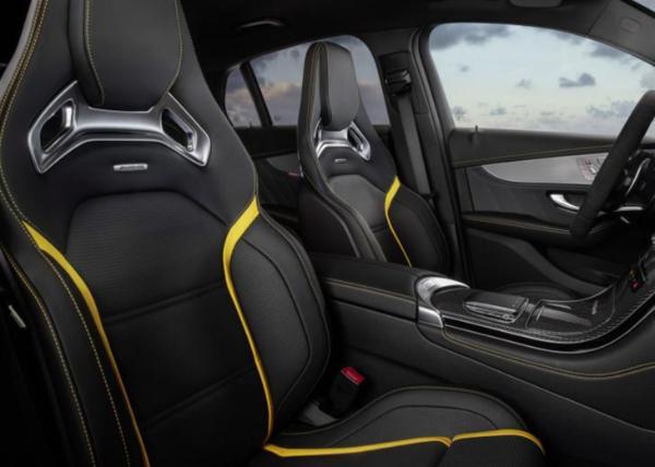 奔驰新款AMG GLC 63系列车型正式上市 96.58万起售