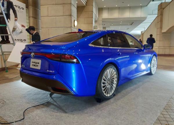 丰田第二代Mirai将于北京车展首秀 采用后驱平台打造