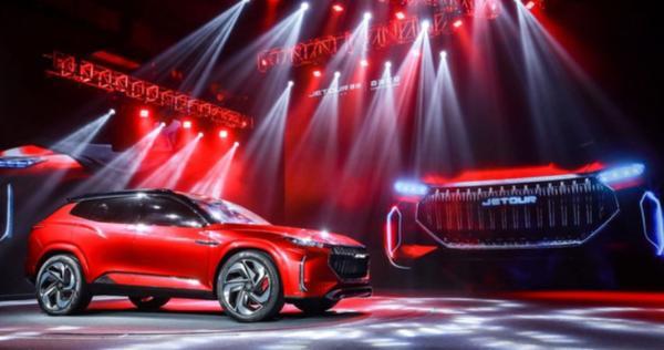 第二代捷途X70新车计划曝光 或将北京车展亮相