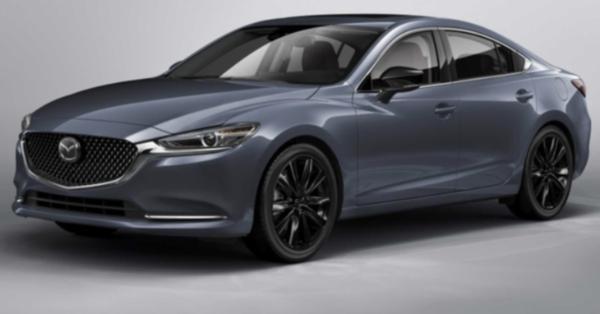 2021款马自达阿特兹新增碳黑套件 搭2.5T动力 将于9月下旬海外开售