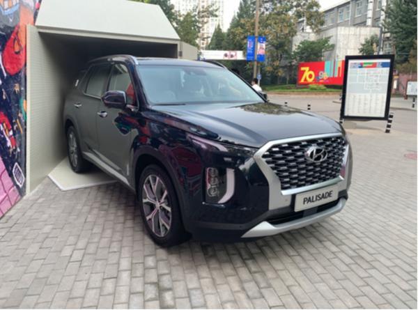 现代帕里斯帝将于北京车展正式上市 搭3.6L发动机/预售31万起