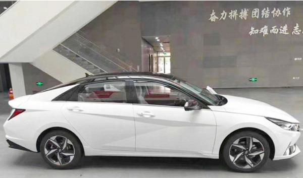 第七代伊兰特9月26日预售 搭1.5L/1.4T发动机