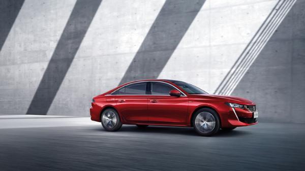 新款标致508将于9月22日正式上市 新增驭动版车型