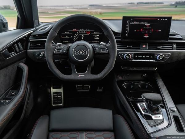 新款奥迪RS家族部分车型开启预售 预售区间82.28-86.98万元起