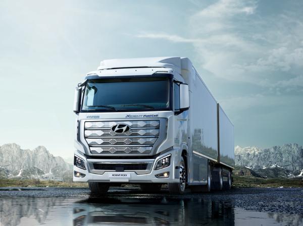 现代2021年氢燃料卡车产能将提高至2000辆