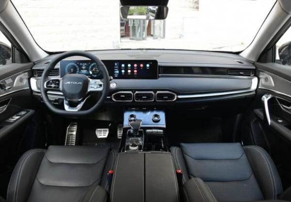 新款捷途X70 PLUS开启预售 预售价区间7.7万—13.7万