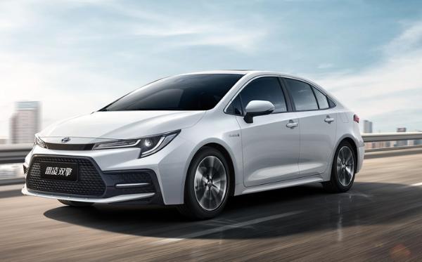 基于TNGA平台架构打造/定位高于雷凌 广汽丰田将推全新轿车