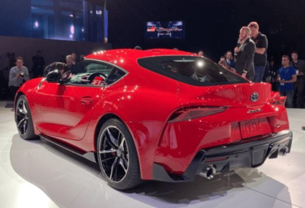 丰田Supra预计11月国内上市 猜测售价区间40万—60万