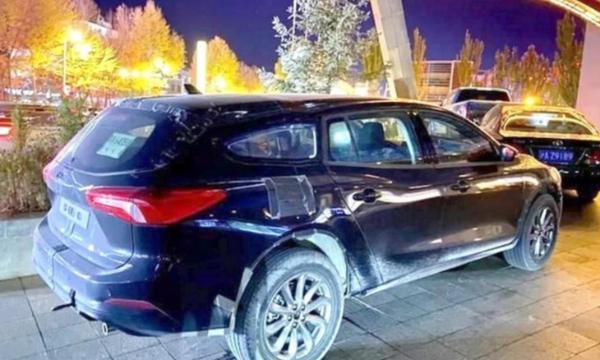 福特全新车型谍照曝光 或将命名为Evos