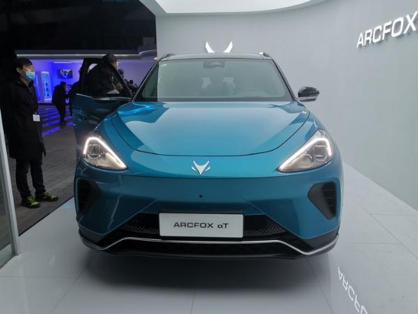 北汽新能源ARCFOX αT购车手册 中配版最值得购买