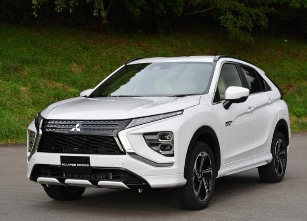 新款三菱奕歌官图发布 国产版预计将于上海车展上市