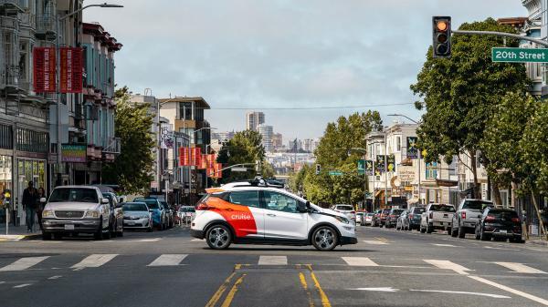 Cruise获加州测试牌照 可在旧金山街头测试无人驾驶汽车