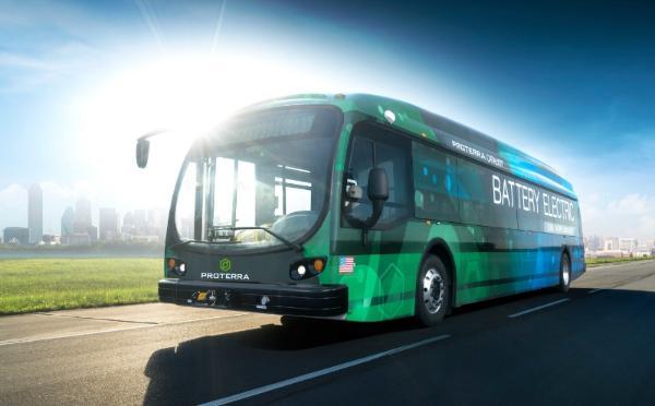 电动巴士制造商Proterra融资2亿美元 曾获通用、宝马公司投资