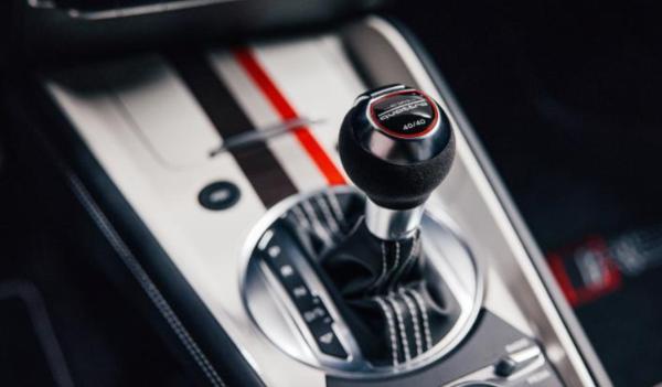 奥迪TT RS特别版官图发布 限量发售40台