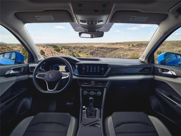 大众紧凑型SUV—Taos官图发布,如果国产,你会选它吗?
