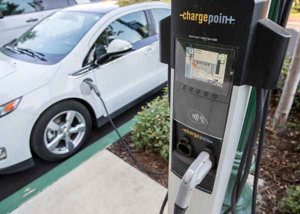 加州投资3.84亿美元 推动零排放汽车普及