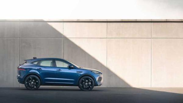 中期改款捷豹E-PACE车型官图发布