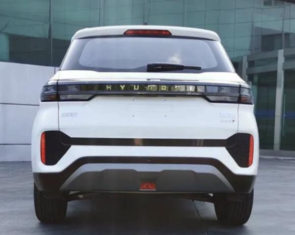 北京现代新款ix35广州车展亮相 外观大改 明年上市