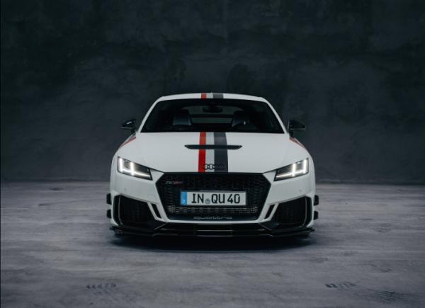 采用专属涂装 奥迪TT RS特别版官图发布