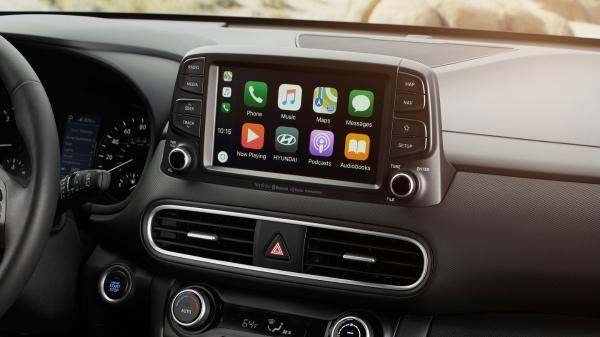现代发布新款Kona电动汽车 搭载64 kWh电池