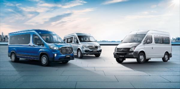 上汽大通MAXUS 10月销量15,577台 同比大涨36.35%