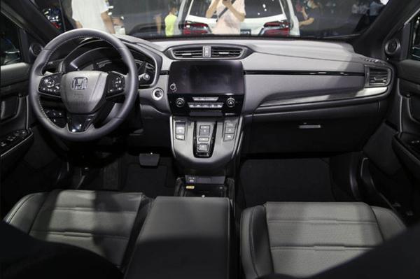 本田CR-V插混版明年1月上市 综合油耗仅为1.1升