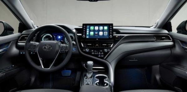 丰田新款凯美瑞官图发布 细节设计有所调整
