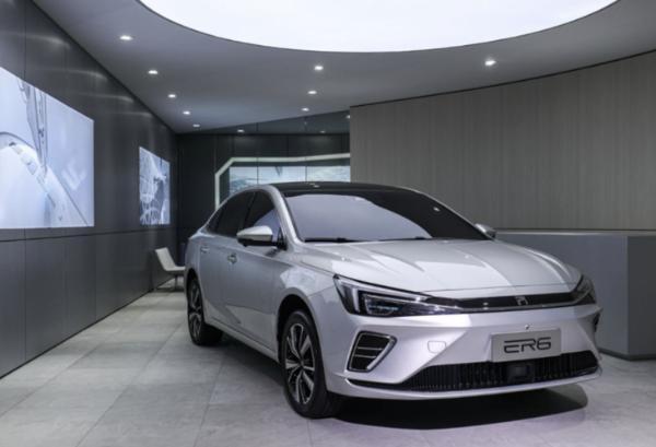 上汽荣威R标正式独立 车型涵盖MARVEL系列/ER系列/SUV系列