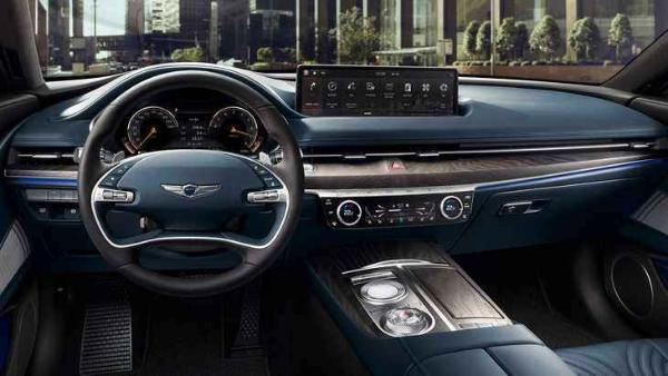 全新捷尼赛思G80即将国内首发 定位韩系豪华高端轿车