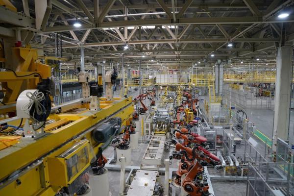 宝能汽车西安基地建成在即,全产业链布局再提速!