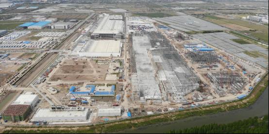 再来一座!特斯拉将投资4200万在上海新建一座工厂 主要生产V3超级充电桩