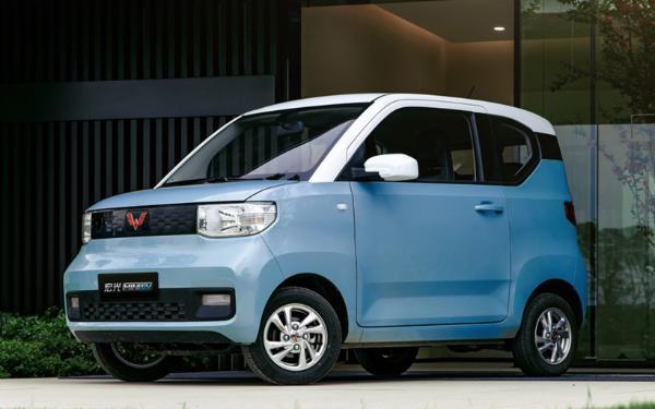 10月宏光MINI EV销量2.38万辆,环比增长18%
