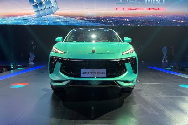 风行T5 EVO正式发布 全新外观设计/明年3月上市