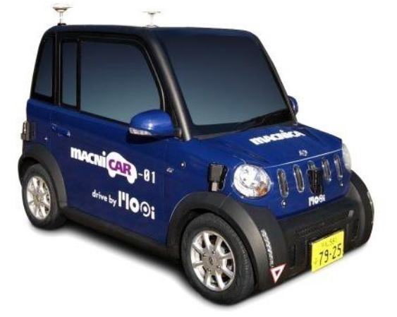PerceptIn在日本公共道路运营微型自动驾驶出租车