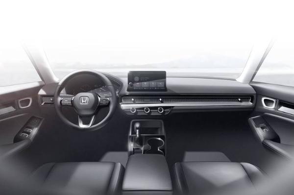 全新本田思域原型车正式发布 2021年春季上市