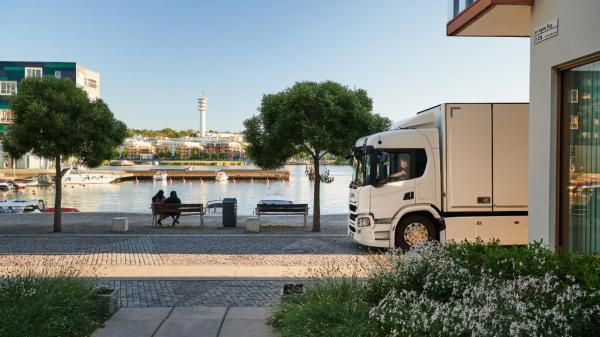 斯堪尼亚将投1亿欧元在瑞典建电池厂