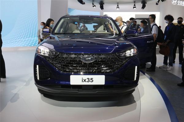 #2020广州车展#中期改款北京现代ix35正式亮相