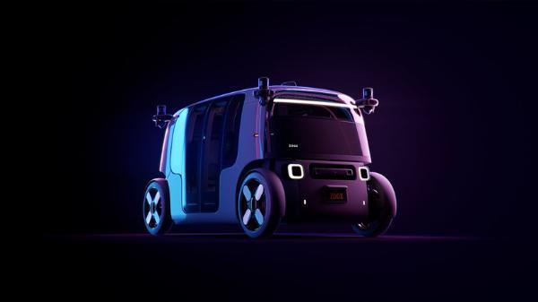 亚马逊旗下自动驾驶公司Zoox推全自动驾驶汽车 不配方向盘或用于网约车服务
