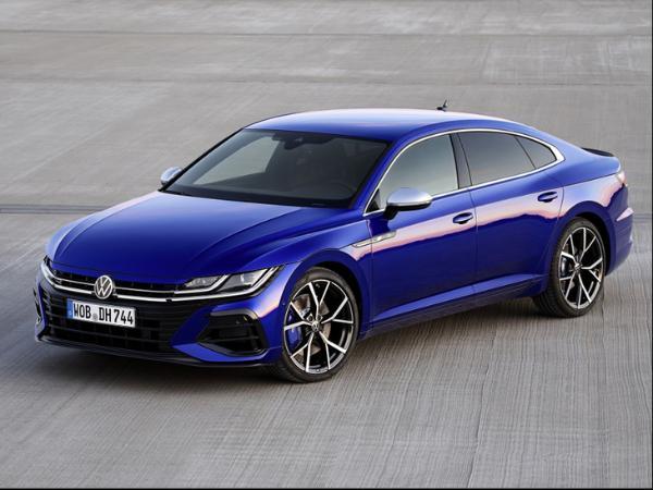 新款大众Arteon R正式上市 6.15万欧元起售