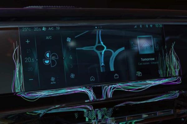 全新DS 4渲染图曝光,预计2021年2月亮相