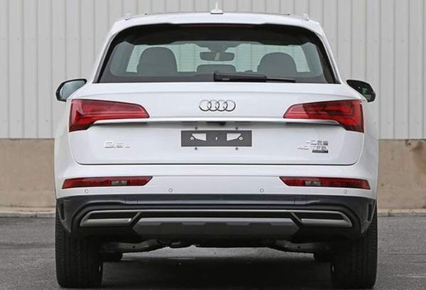 新款奥迪Q5L申报图 高度还原海外版车型设计