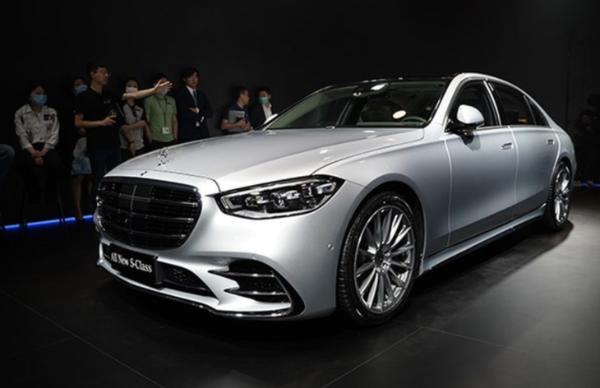 全新奔驰S级将于明年一季度国内上市 采用最新设计语言