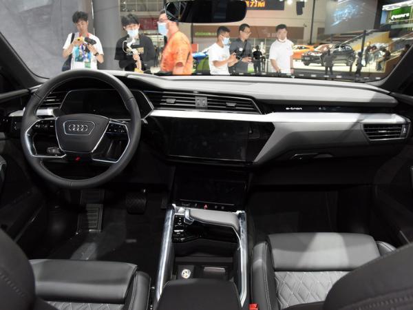 奥迪e-tron家族新车消息 2021年3月上市
