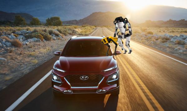现代汽车集团收购机器人制造商Boston Dynamics 80%股份