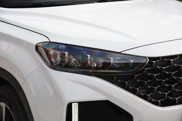 新潮与科技的碰撞 全新ix35生图曝光