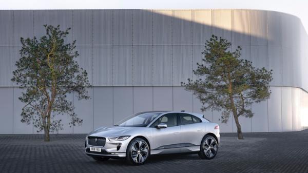 2020款捷豹I-PACE正式上市 售价63.08-70.88万元