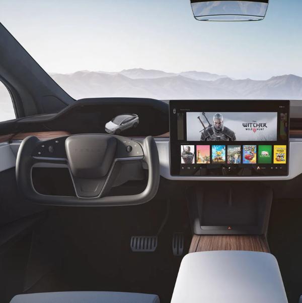 特斯拉展示Model S与Model X最新设计