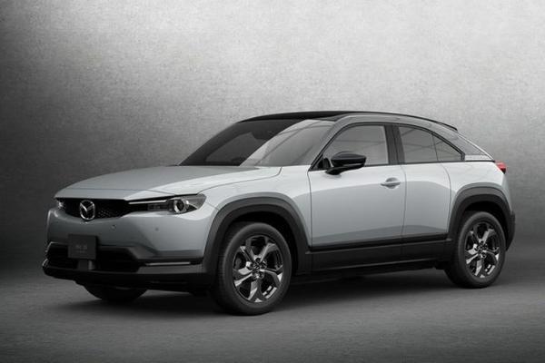 马自达MX-30 EV海外价格公布3款/约28万元