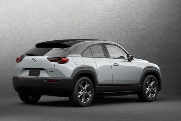 马自达MX-30 EV海外售价公布 3款车型/约28万元起